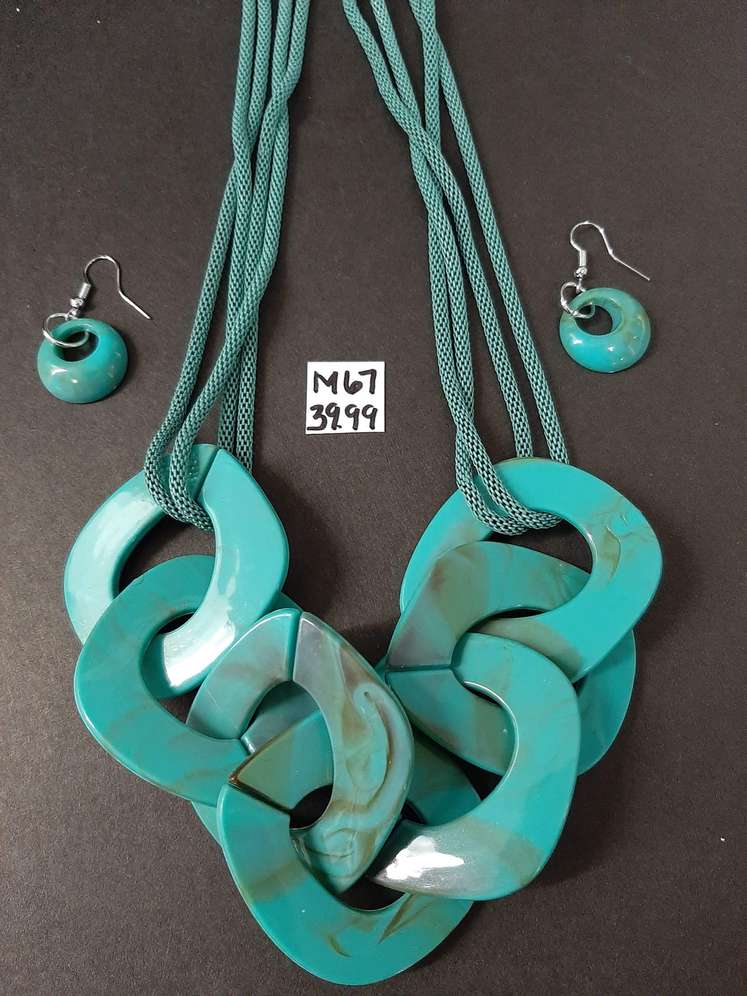 Necklace & Earring Set M67