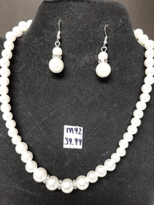 Necklace & Earring Set M42