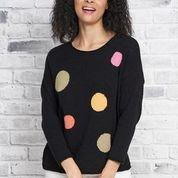 Do Dot Dot Pullover - Elegant Steps