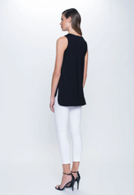 Load image into Gallery viewer, Curved Hem Tank Top