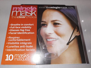Mingle Mask - Elegant Steps