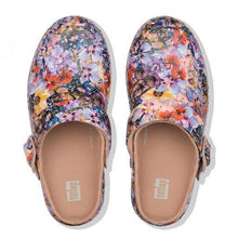 Load image into Gallery viewer, Gogh Pro Superlight Flowercrush Leather Clogs