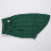 DC Cable Turtle Neck Green