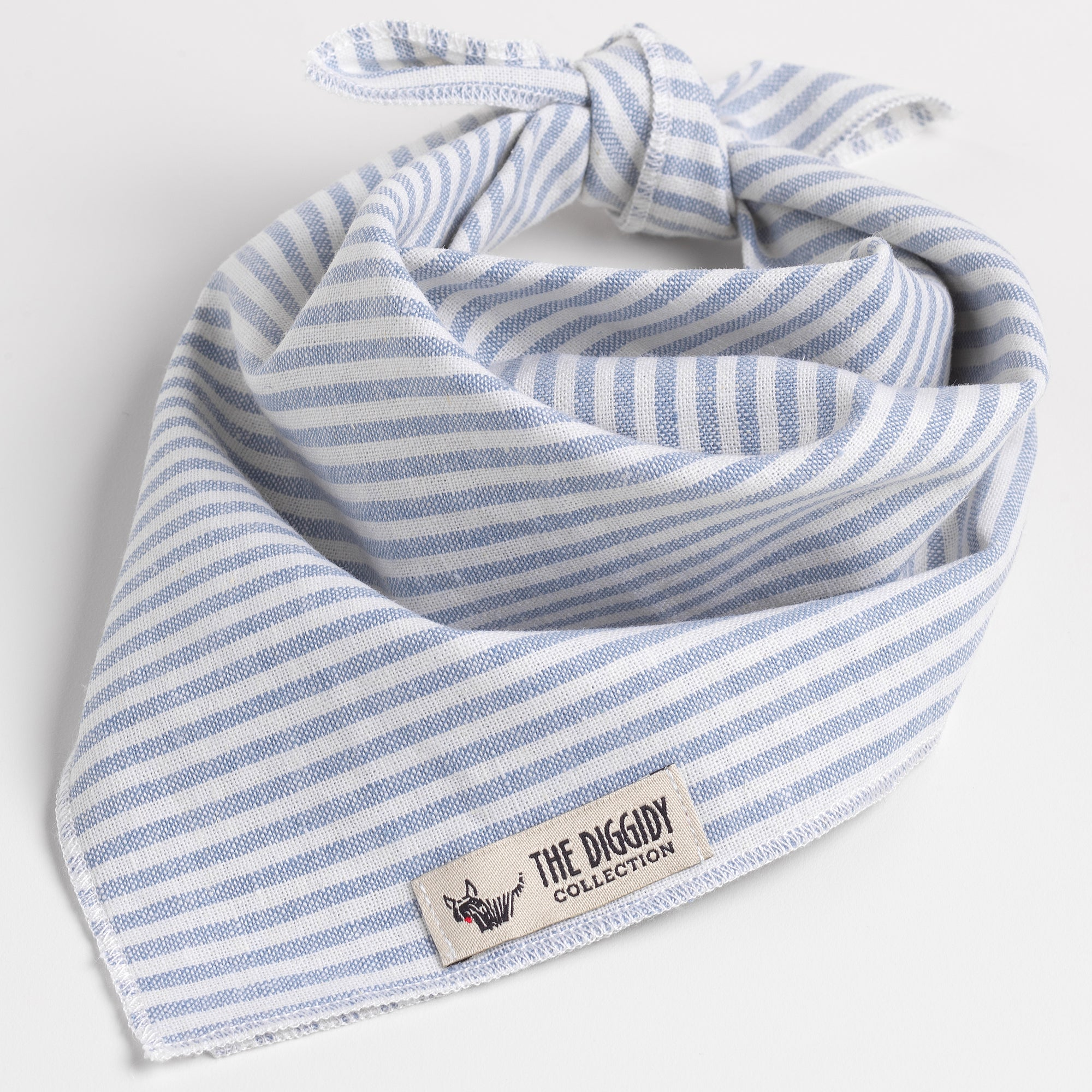DC Bandana Stripe Blue