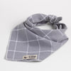DC Bandana Checkers Grey