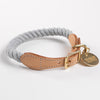 DC Rope Collar, Grey