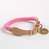 DC Rope Collar, Pink