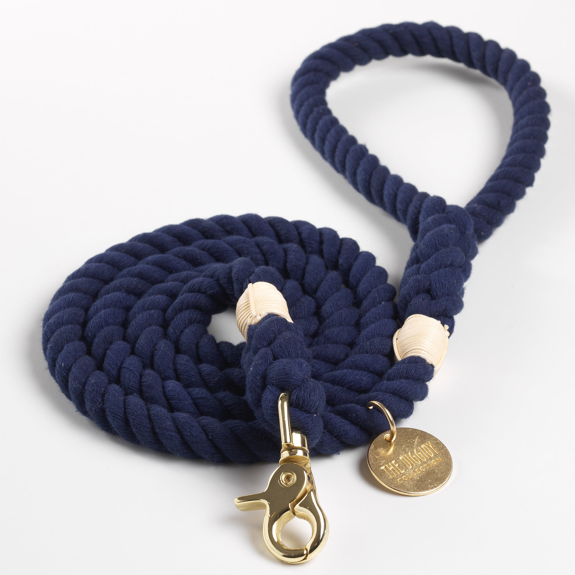 DC Rope Leash - Navy