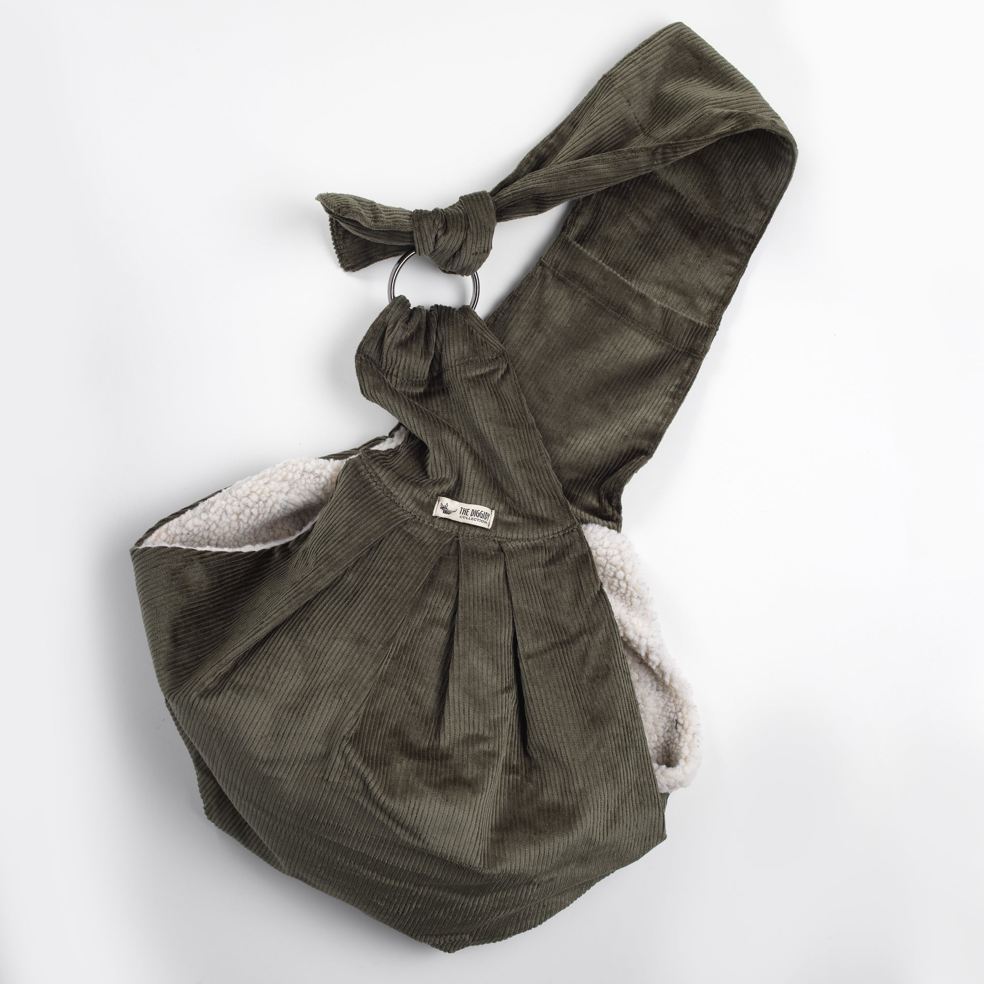 DC Cotton Carrier Olive sling