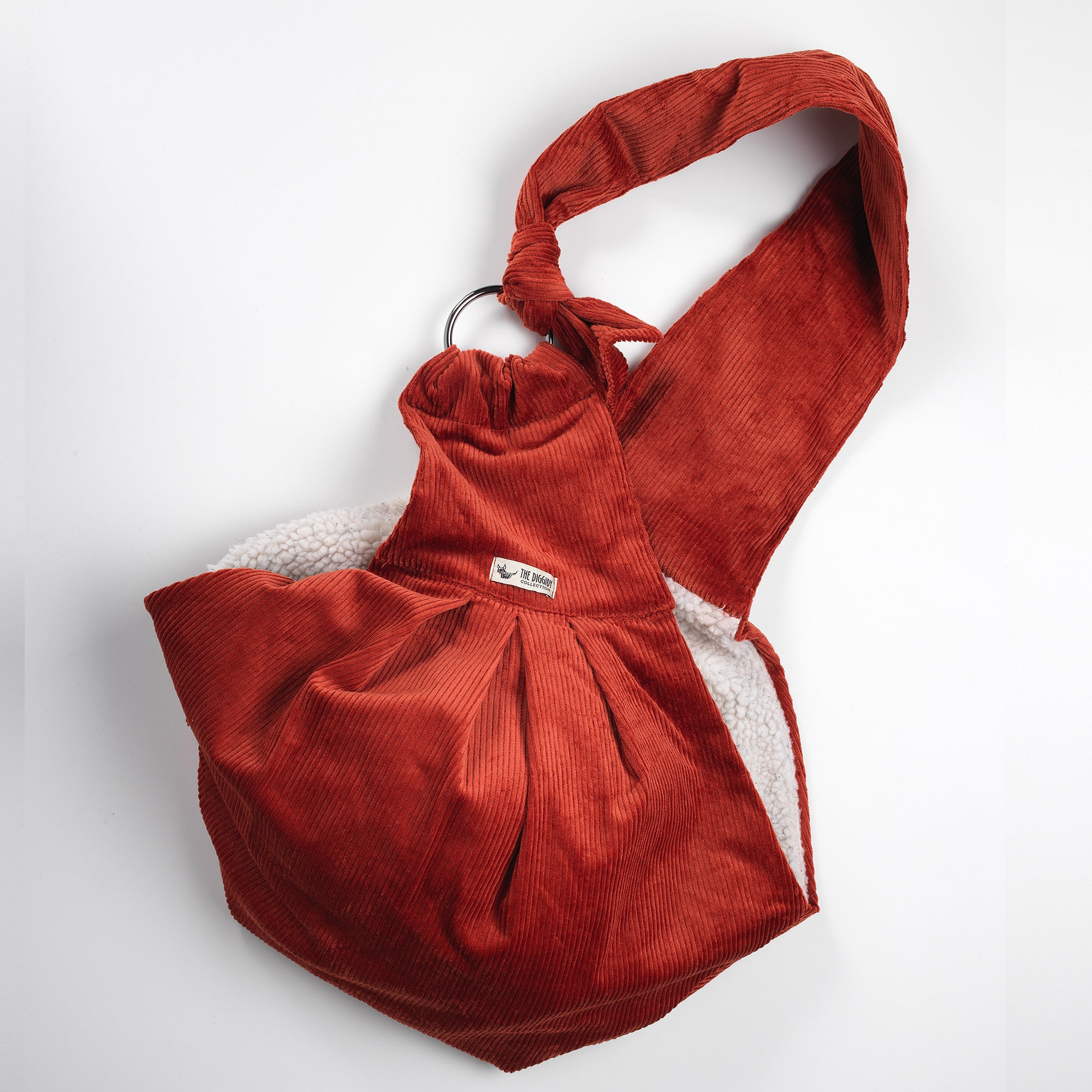 DC Cotton Carrier Red sling