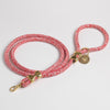DC Rope Leash V3 Red/White