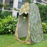 Single person shower tent beach fishing shower outdoor camping toilet tent,changing room shower tent with Carrying Bag