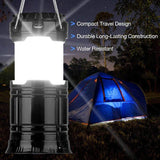 Multifution Outdoor Solar Lamp