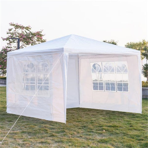 Free Shipping From US 3 x 3m Three Sides Waterproof
