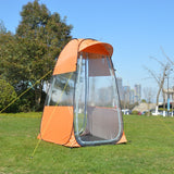 Portable Privacy Shower Toilet Camping Pop Up Tent photography tent movable outdoor winter fishing tent with special cap brim