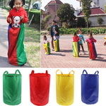 Kids Adult Family Sack Racing Games Jumping Sports Balance Training Toy for Friends Party Garden Outdoor Fun Toy School Activity