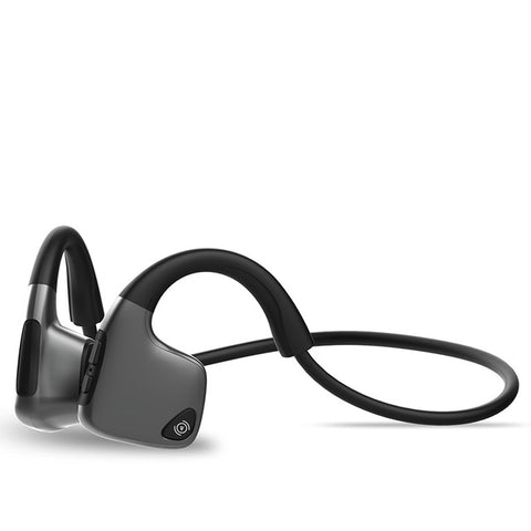 Bone Conduction Headset Wireless Bluetooth Outdoor Run Sports bass Headphone Waterproof and Rain proof movement  Headphones