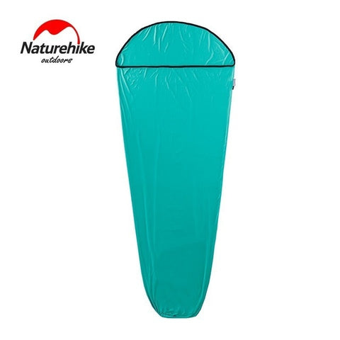 Naturehike High Quality Outdoor Travel High Elasticity Sleeping Bag Liner Portable Carry Sheet Hotel Anti Dirty Sleeping Bag