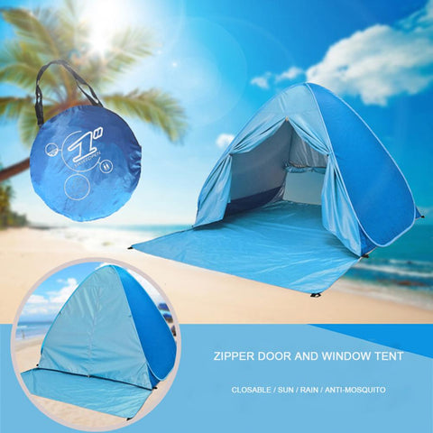 Beach Tent Pop Up Automatic Open Tent