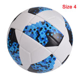 New High Quality Soccer Balls Office Size 4 Size 5 Football PU Leather Outdoor Champion Match League Ball futbol bola de futebol