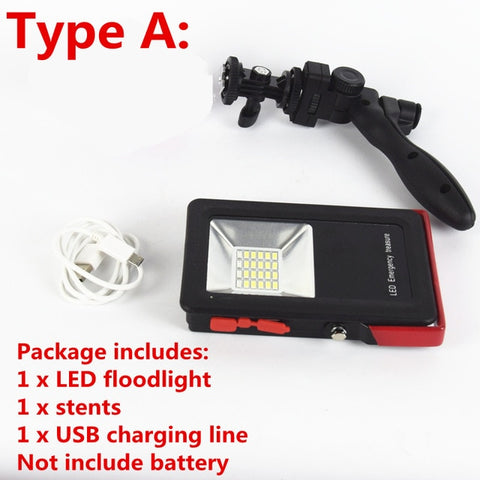AIFENG camping light, rechargable