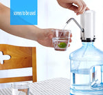 Electric pump water purifier