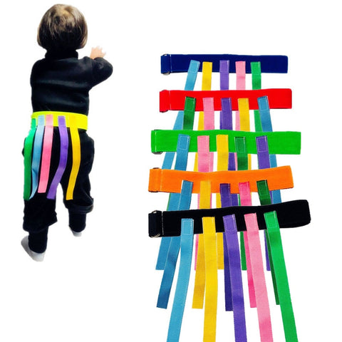 Children Outdoor Funny Game Toy Belt