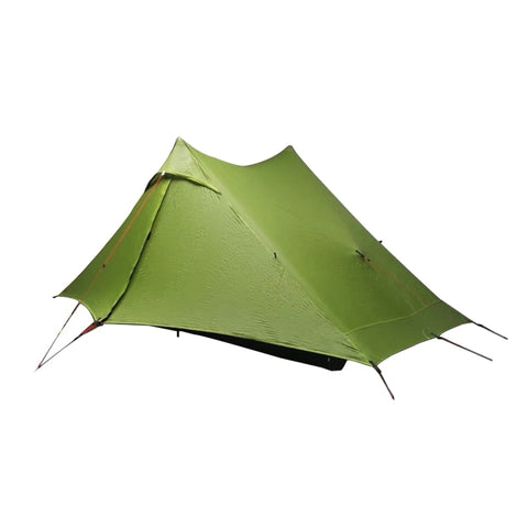 FLAME'S CREED Lanshan 1 pro 2 pro Tent Outdoor 1 Person 2 Person Ultralight Camping Tent 3 Season 20D Silnylon Rodless Tent