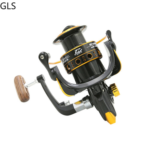 1000-7000 Series High Speed Rock Fishing Wheel