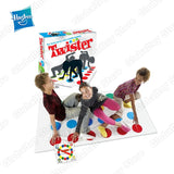 Hasbro Games Twister Game Indoor Outdoor Toys Fun Game Twisting the body For Children Adult Sports Interactive Group Toy