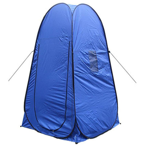 Portable Outdoor Shower Bath Changing Fitting Room camping Tent Shelter Beach Privacy Toilet tent for outdoor