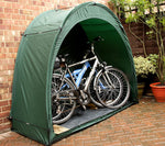 CZX-401 Bike #Tent Bike #Storage Shed 190T Bicycle #Storage #Shed With Window Design For #Outdoors #Camping #Outdoor #Storage Shed Tent