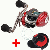 JITAI Baitcasting Fishing Reel