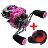 Jitai RS-3 Gull Wing Baitcasting Fishing Reel