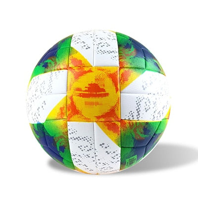 2019 Woman football ball size 5 Professional PU Seamless Soccer Ball Goal Team Match Training Futbol Women Football Cup Sports