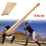 Solid 1pcs Wooden Playing Adults Hardwood Bats Sports Activities Bat Fitness Game Baseball Bat Outdoor Professional