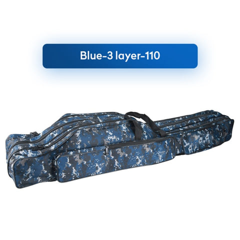 Ourdoor Canvas Foldable Fishing Bag
