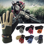 1 Pair Unisex Touch Screen Gloves Winter Thermal Warm Cycling Bicycle Bike Ski Outdoor Camping Hiking Motorcycle Gloves Sports