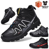 Professional hiking shoes waterproof non-slip outdoor hiking camping men's boots sports shoes tactical hunting sports shoes