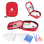 1*Outdoor Survival Kit First Aid Tools Camping Rescue Gear Emergency Case Kit For Most Emergencies Essential For Safety Tools