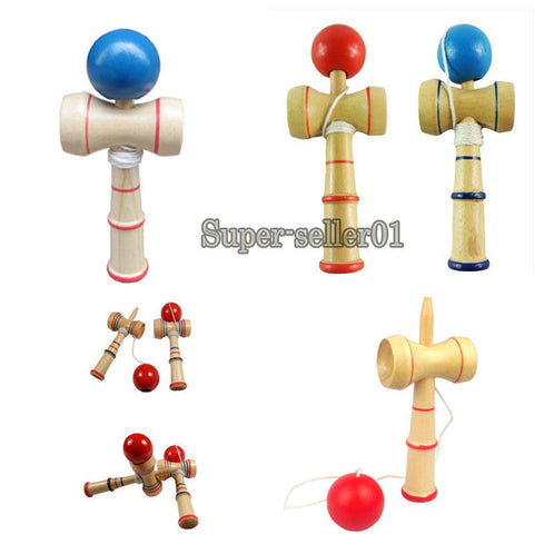 Kid Wooden Toys for Children Balancing Wood Game Outdoor Plaything Games Qutdoor Sports Toys Educational Birthday Present Child
