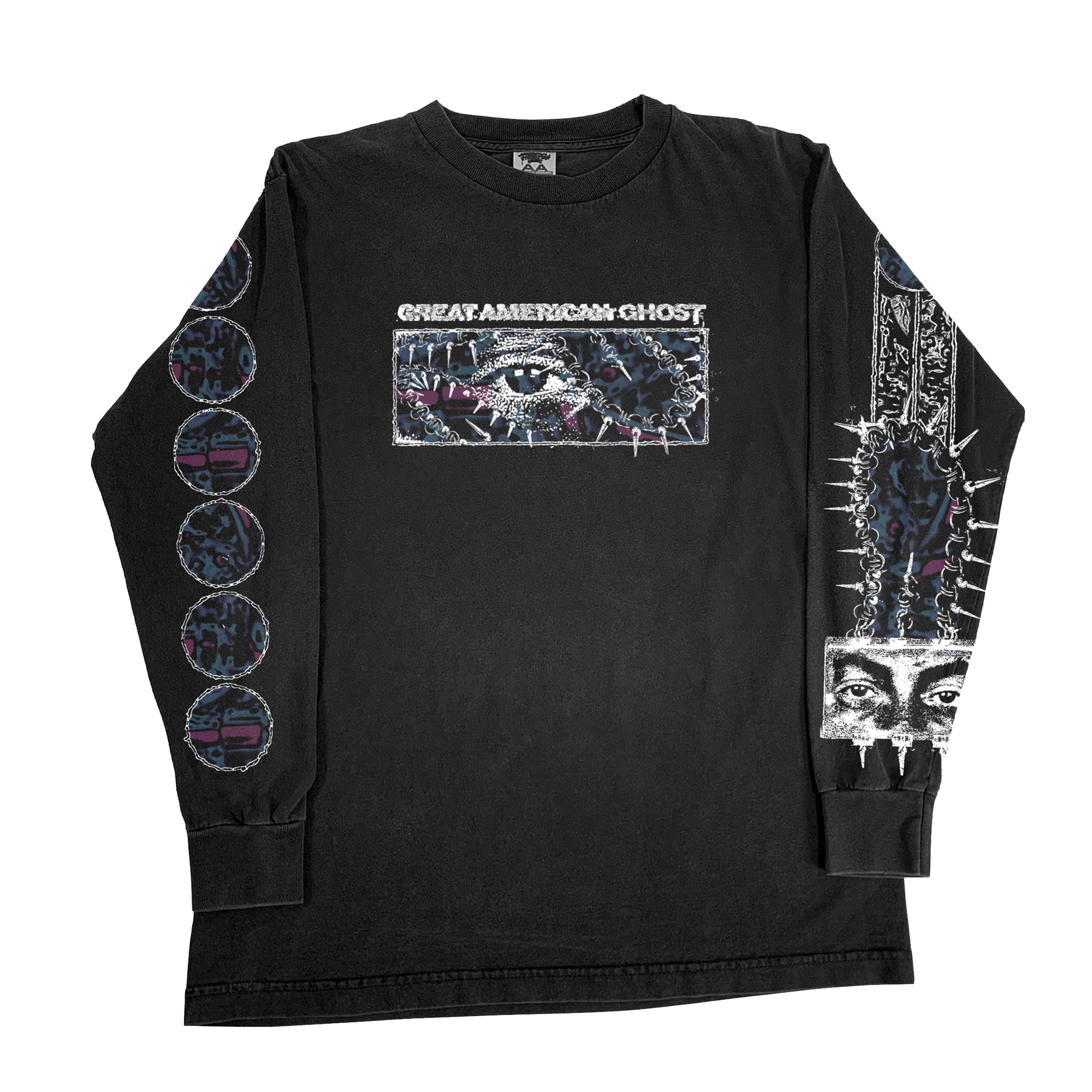 """Power Through Terror"" Long Sleeve"
