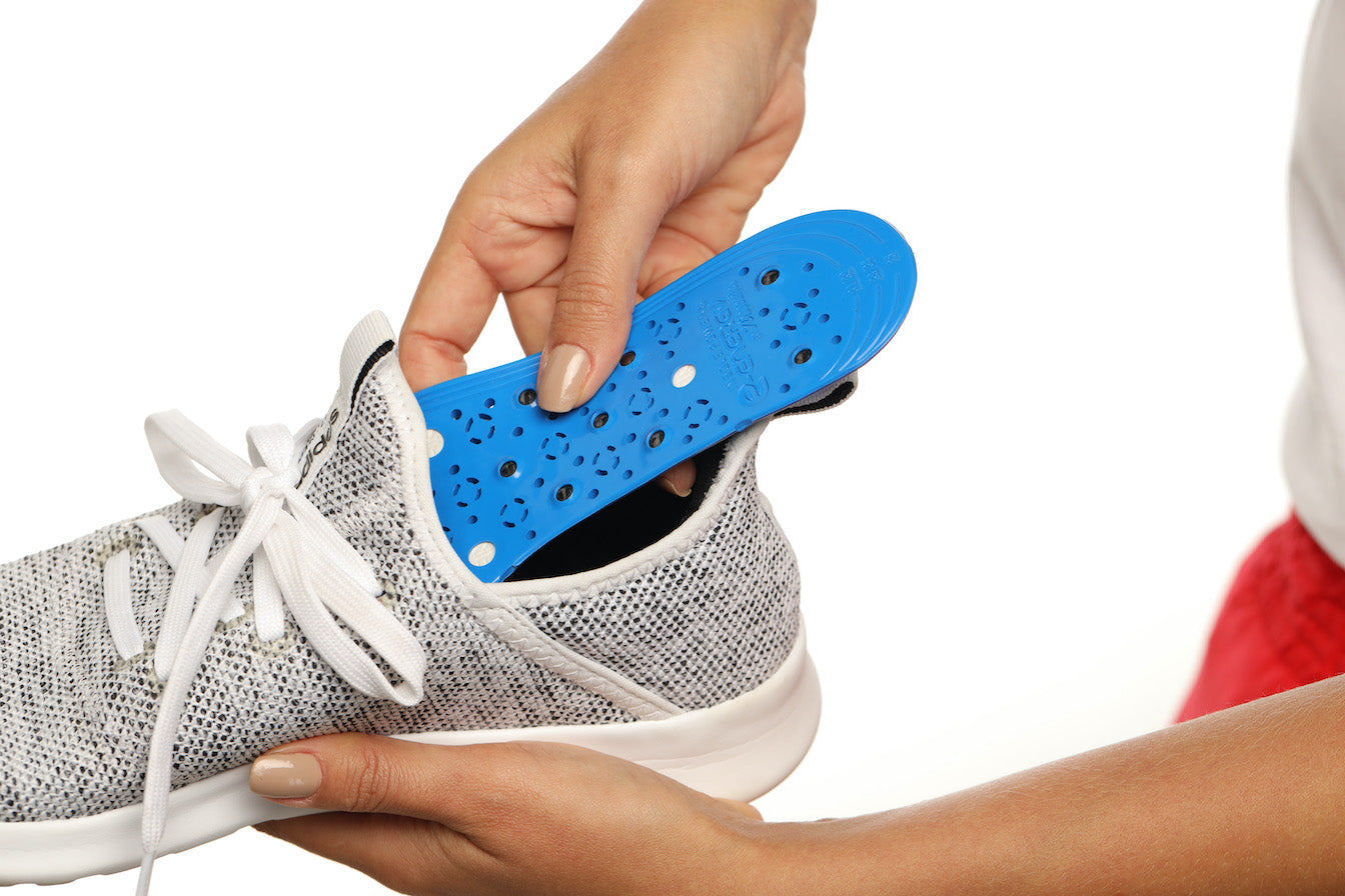 Blue Insole