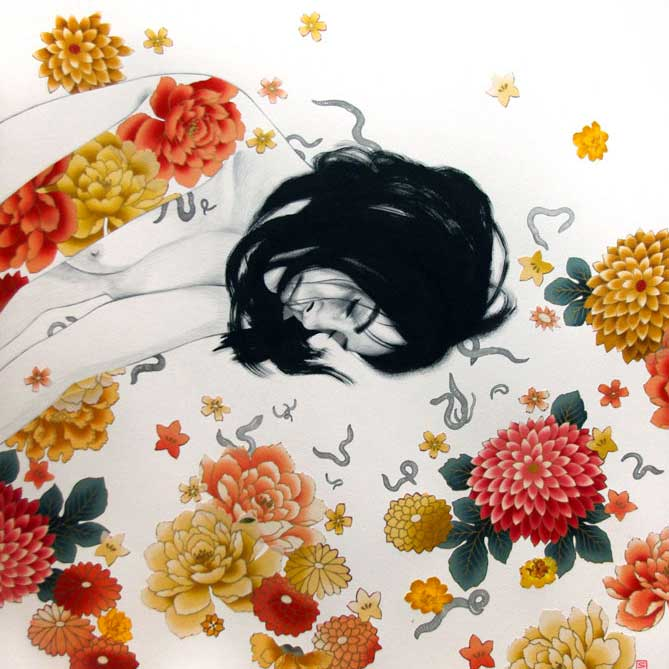 Bitter, Sweet and Slightly Dirty – Stasia Burrington