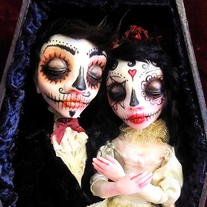Dolls of the Psycho Pomp Cirque