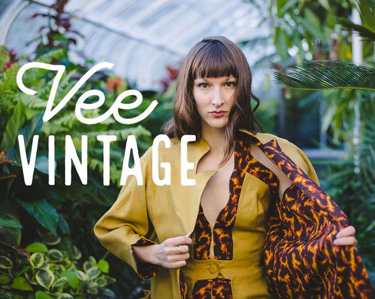 Vee Vintage Trunkshow