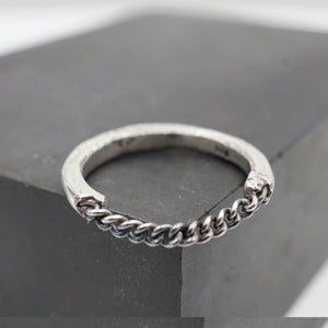 Chain Stacking Ring