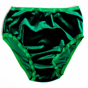 Velvet High Rise Undies