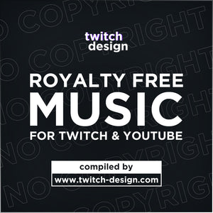 Royalty free music for streamers & web video producers!