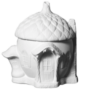 Acorn Cottage, Fairy Tale Jar